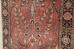 N-259, Sarugh, wool, 296 x 80 cm, India, 1350 €