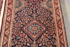 N-265, Djosan, wool, 276 x 70 cm, Iran, 720 €