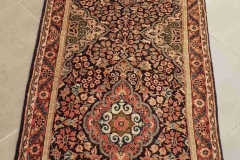 N-269, Djosan, wool, 267 x 70 cm, Iran, 600 €