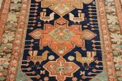 TAP-13, Gharabagh, wool, 285 x 115 cm, Kazakhstan, 1950 €