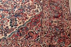 N-233, Sarugh, wool, 370 x 270 cm, Iran, 2640 €