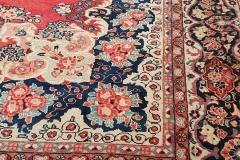 N-319, Sarugh Mahal, wool, 410 x 334 cm, Iran, 1140 €