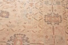 RI-2, Ziegler, wool, 398 x 305 cm, Pakistan, 2870 €