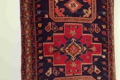 N-273, Meshkin, wool, 350 x 150 cm, Iran, 1470 €