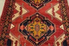 N-280, Azerbaijan, wool, 440 x 140 cm, Iran, 850 €
