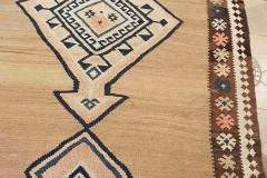 N-473, Kelim old, wool, 440 x 155 cm, Iran, 900 €