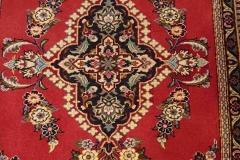 AB-15, Kashan, wool, 98 x 73 cm, Iran, 200 €