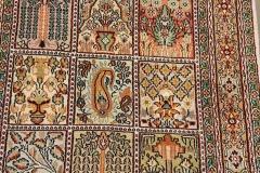 MO-103, Kashmir, silk, 125 x 77 cm, India, 680 €