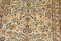 MO-113, Kashmir, silk, 124 x 78 cm, India, 650 €