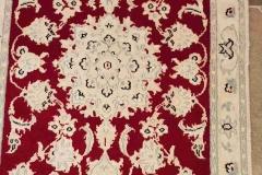 MO-252, Nain, wool with silk, 92 x 60 cm, Iran, 150 €