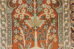 MO-68, Kashmir, silk, 60 x 50 cm, India, 190 €