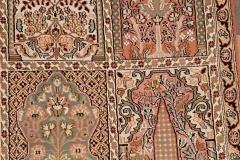 MO-69, Kashmir, silk, 88 x 63 cm, India, 380 €