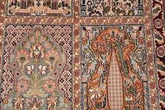 MO-70, Kashmir, silk, 96 x 64 cm, India, 380 €