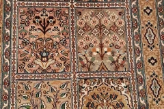 MO-97, Kashmir, silk, 93 x 62 cm, India, 350 €