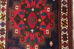 N-32, Afshari, wool, 70 x 54 cm, Iran, 100 €