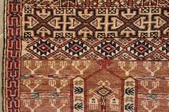 N-35, Turkman, wool, 70 x 50 cm, Iran, 190 €
