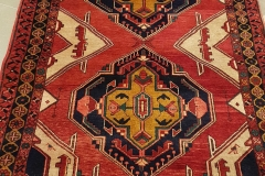 N-280, Azarbaijan, wool, 440 x 140 cm, Iran, 850 €