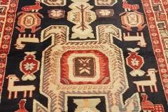N-285, Azarbaijan, wool, 295 x 140 cm, Iran, 580 €
