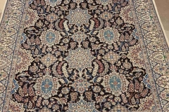 MO-508, Nain, wool with silk, 227 x 152 cm, Iran, 3920 €