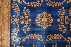 N-23, Sarugh, wool, 276 x 176 cm, India, 2200 €
