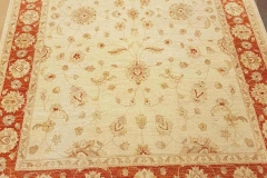 RI-26, Ziegler, wool, 247 x 168 cm, Pakistan, 1120 €