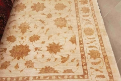 AK-5, Esfahan, wool with silk, 280*200 cm, Iran, 3380 EUR