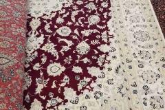 MO-505, Nain, wool with silk, 302*195 cm, Iran, 4240 EUR