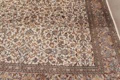 MO-77, Kashmir, silk, 307*210 cm, India, 4640 EUR