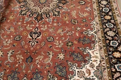 N-11, Tabris, wool with silk, 300*200 cm, Iran, 4320 EUR
