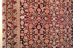 N-503, Tehran antique, wool, 254 x 200 cm, Iran, 7450 €