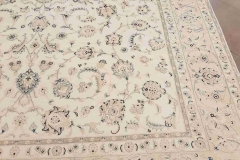 MO-153, Nain, wool with silk, 316*251, Iran, 5720 EUR