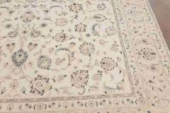 MO-153, Nain, wool with silk, 316*251, Iran, 4720 EUR
