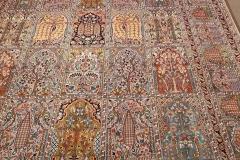 MO-512, Kashmir, silk, 332 x 211 cm, India, 5840 €