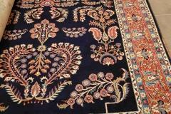 N-156, Sarugh, wool, 344 x 238 cm, Iran, 1740 €