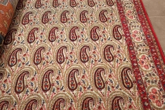 N-157, Ghom, wool, 365 x 233 cm, Iran, 1770 €