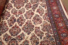 N-236, Sarugh, wool, 337 x 245 cm, Iran, 2310 €