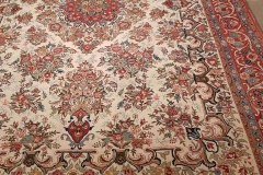 N-294, Ghom, wool, 320 x 232 cm, Iran, 2200 €
