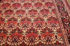 N-6, Bakhtiar, wool, 348 x 250 cm, Iran, 2340 €