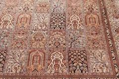 MO-514, Kashmir, silk, 420 x 300 cm, India, 9800 €