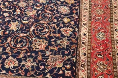 N-144, Sarugh, wool, 382 x 270 cm, Iran, 2600 €