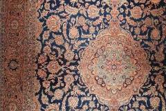 N-313, Kashan old, wool, 388 x 268 cm, Iran, 7500 €