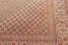 N-322, Tabris, wool with silk, 300 x 400 cm, Iran, 8550 €