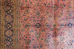 N-501, Agra antique, wool, 380 x 320 cm, Iran, 13800 €