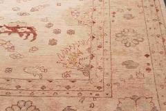 RI-1, Ziegler, wool, 413 x 303 cm, Pakistan, 2550 €