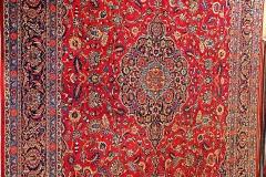 N-450, Kashan old, wool, 520 x 330 cm, Iran, 13300 €