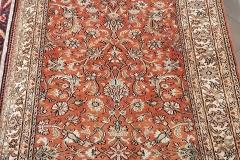 MO-50, Kashmir, silk, 274 x 84 cm, India, 1680 €