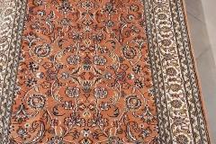 MO-85, Kashmir, silk, 241 x 81 cm, India, 1440 €