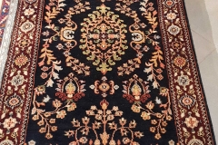 N-264, Sarugh, wool, 245 x 77 cm, India, 360 €