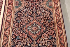N-265, Dyosan, wool, 276 x 70 cm, Iran, 720 €